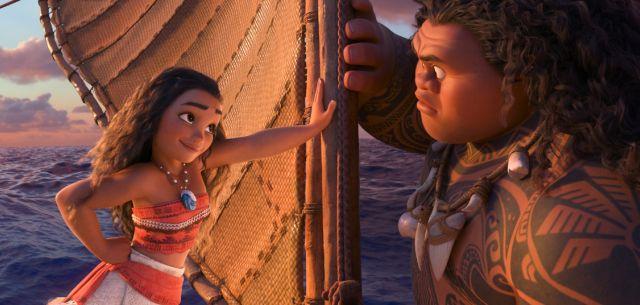 El nuevo trailer de MOANA se ve espectacular ~ la cuarta pared