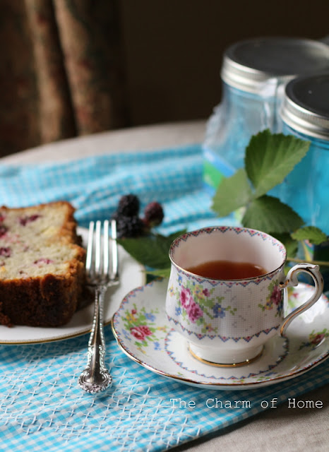 Summer Tea: The Charm of Home