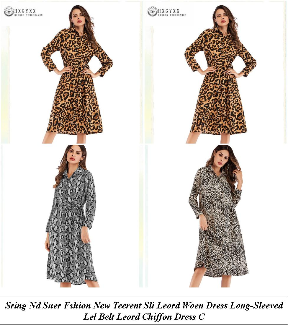 Usa Fashion Online Store - Vintage Womens Clothing Wesites - Mini Dresses With Pockets