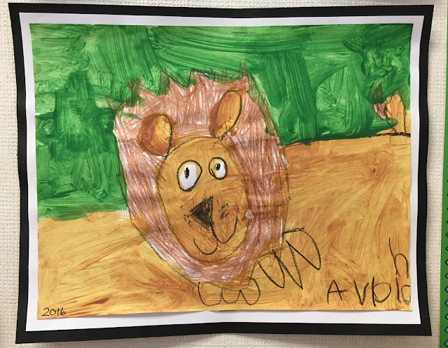 Combine Art and Science- Draw animals in their habitats