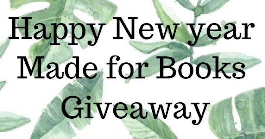Happy New year - Giveaway