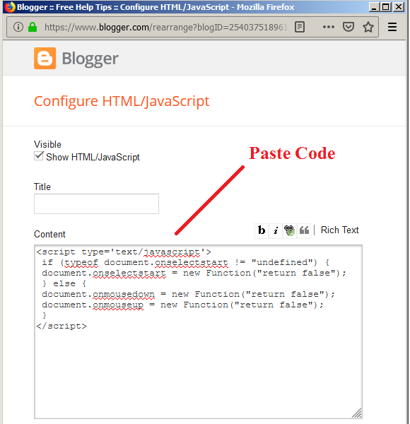 Apne Blog/Website Content Ko Copy Paste Hone Se Kaise Bachaye