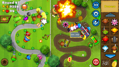 Bloons TD 5 screenshot 3