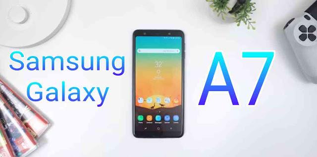 Hadir Dengan Triple Kamera, Ini Spesifikasi dan Harga Samsung Galaxy A7 di Indonesia