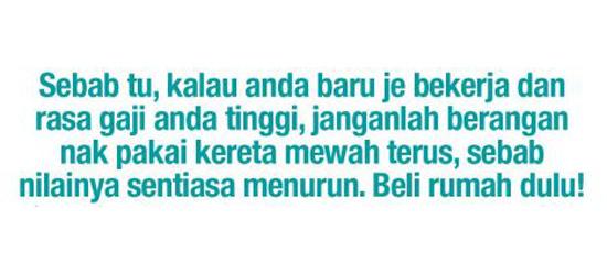 Tips untuk beli rumah bagi belia Malaysia