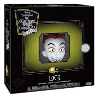 Funko 5 Star Nightmare Before Christmas Figures Lock 001