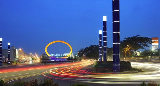 BSD City Untuk Mewujudkan Kota Ramah Lingkungan Di Indonesia