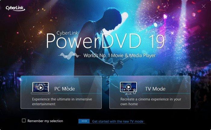 CyberLink - PowerDVD Ultra 19 Full version