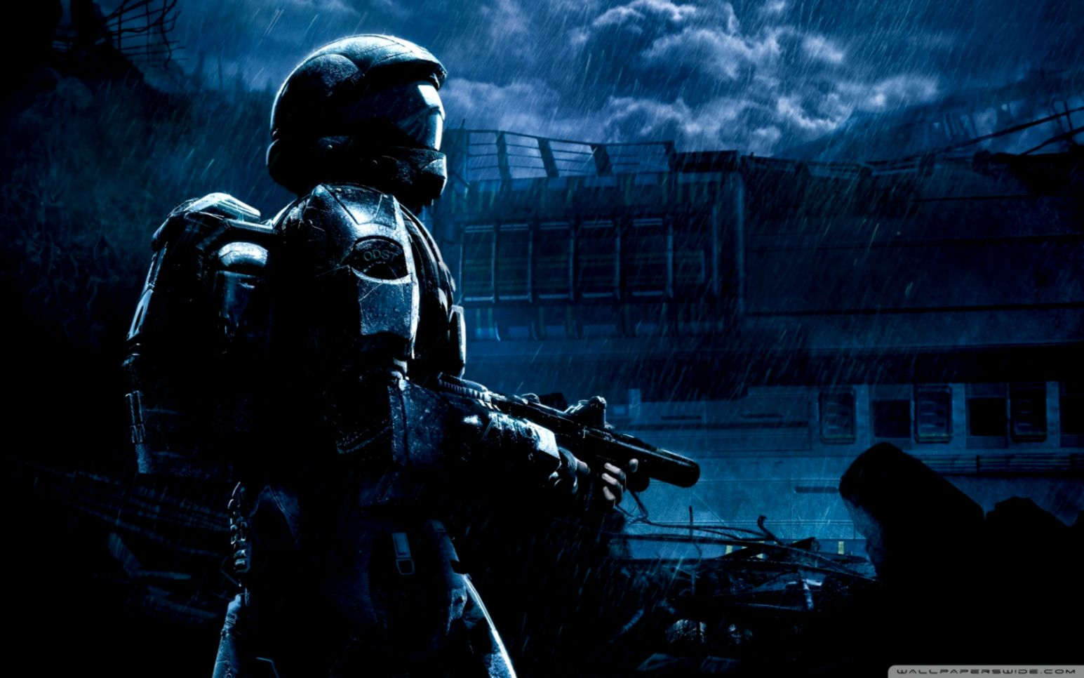 Halo 3 Odst Wallpaper Hd Amazing Wallpapers
