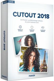 Franzis CutOut 2018 Professional Free Download