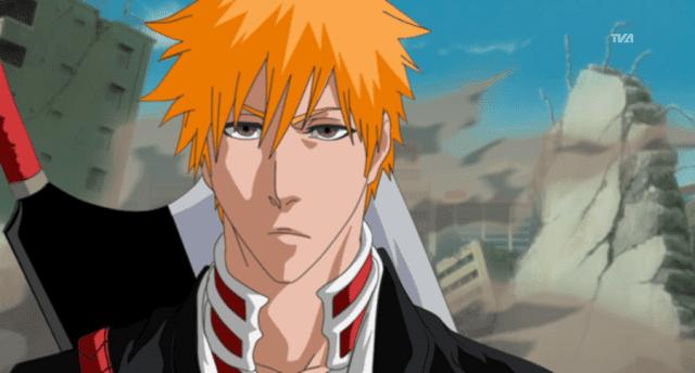 ichigo melawan aizen