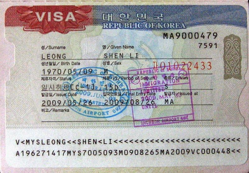 Visa Adalah Kaki Kiri Untuk Kuliah Di Luar Negeri ...