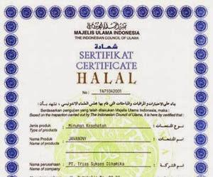 MUI dan Kemenag Berbagi Peran dalam Menerbitkan Sertifikat Halal