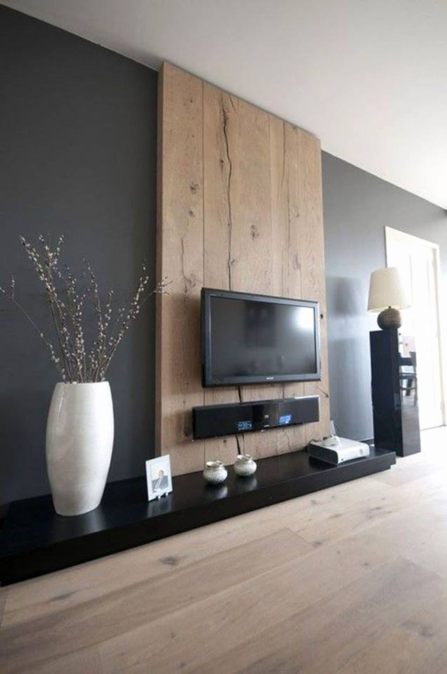 25 Best Modern Tv Unit Design For Living Room Decor Units