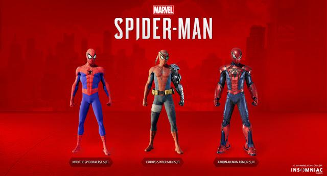 Inilah list suit dalam DLC Silver Lining.