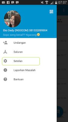 Cara Paling Ampuh Mengatasi DP BBM Tidak Tampil Setelah Ganti DP di Android