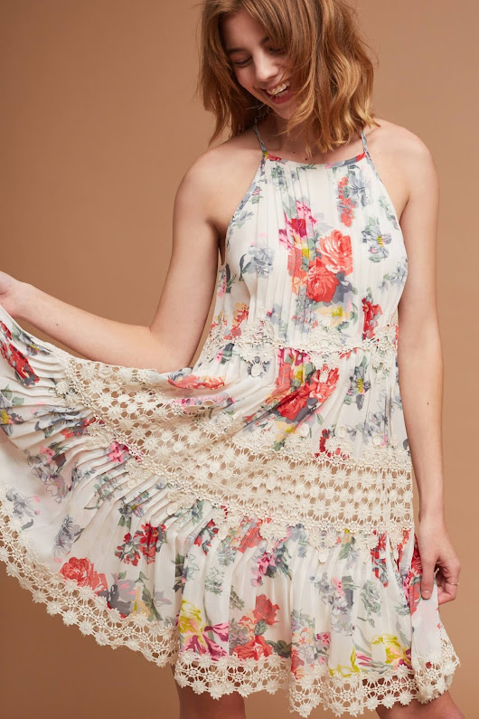 The pretty new arrivals at Anthropologie, and the WTF