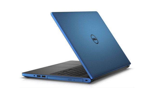 Dell Inspiron 17-5755 blue