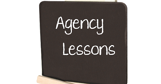 Sarah Negovetich: Agency Lessons: Stop double dipping
