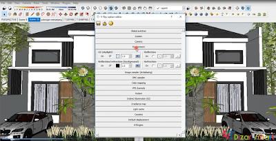 Video tutorial Vray sketchup