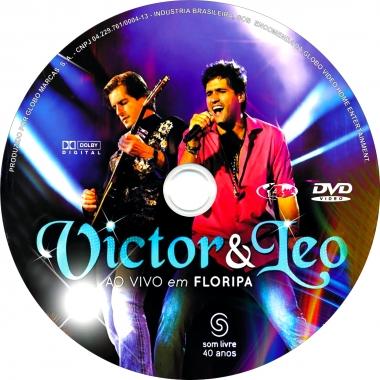 cd de victor e leo 2012 em floripa