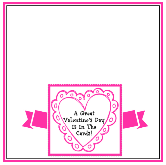 CandyFree Kids Valentines Day Cards – Valentines Day Cards Print out