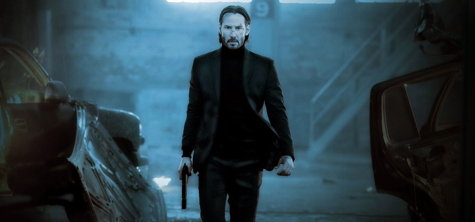 Keanu Reeves é um assassino implacável no primeiro trailer de John Wick