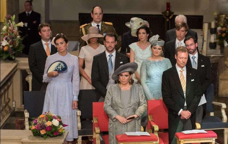 Royal Family Around the World: Prince Felix and Princess ...