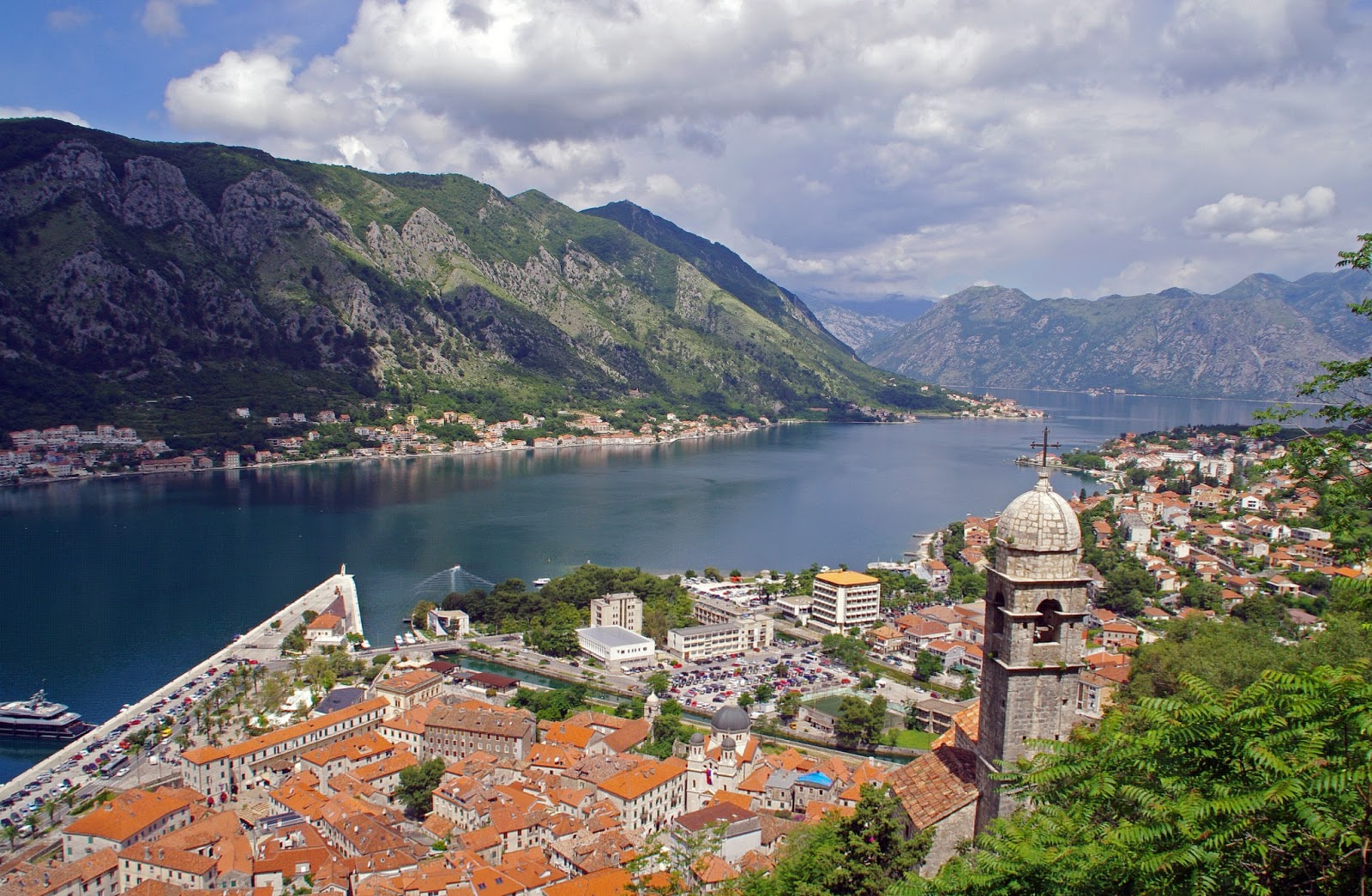 A Short But Sweet Four Days in Montenegro