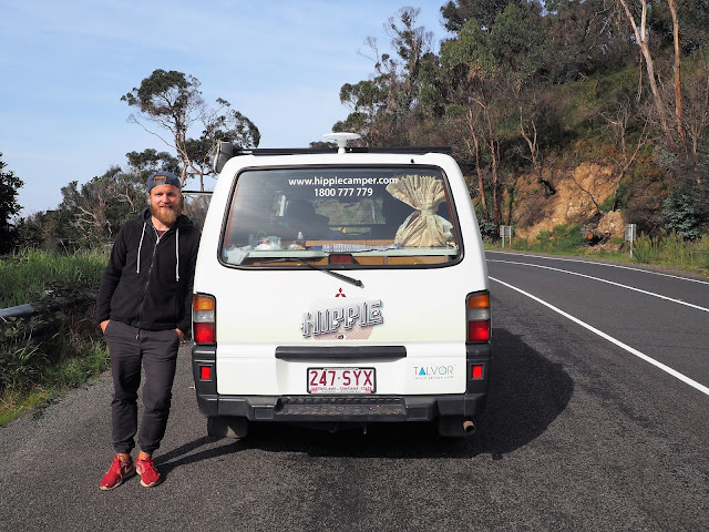Hippie Camper Australien