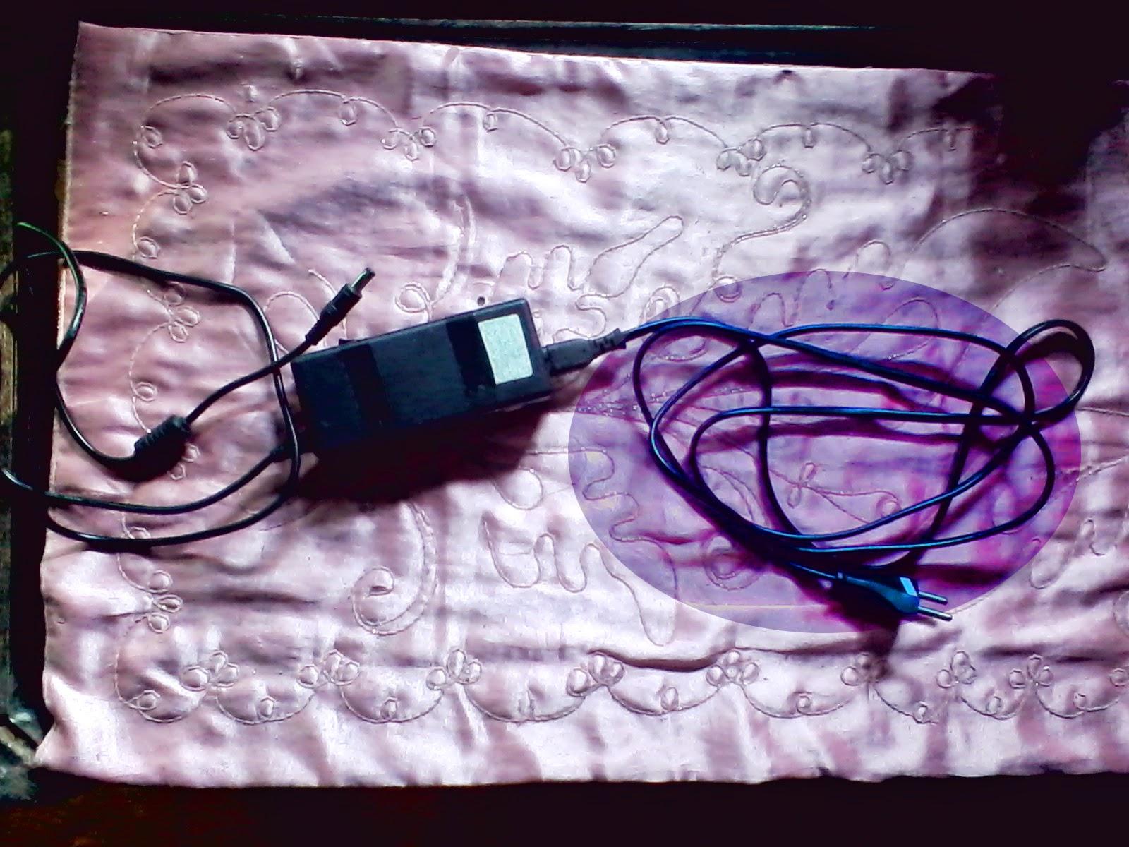 Mengatasi Kerusakan Dan Mengakali Kabel Power Cash Laptop Yg Sering