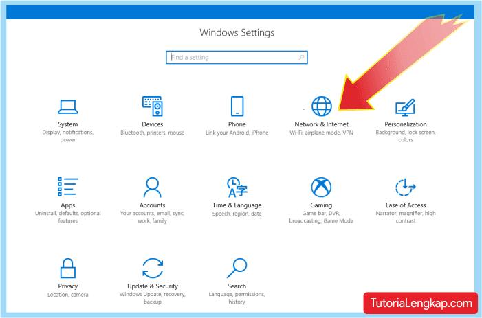 cara menambahkan banyak ip address pada satu komputer