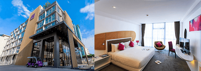 Hotel Icon Bangkok 曼谷標誌酒店