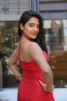 Mamatha sizzles in red Gown at Katrina Karina Madhyalo Kamal Haasan movie Launch event 153.JPG