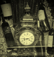 Imagen de reloj que ilustra microcuentos.