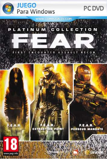 FEAR (F.E.A.R) Platinum PC Full Español