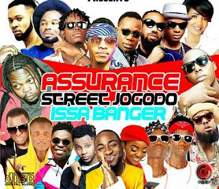 HOTMIX:DJ SKIPO---JOGODO PASS YAHOO ASSURANCE STREET MIX