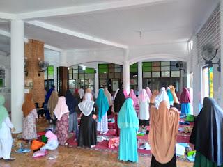 """Edukasi Kesehatan kpd Calon Jamaah Haji KBIH Babussalam bersama """"SUSU HAJI SEHAT"""" Cipadu Tangerang Banten"""
