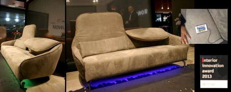 Motion leather sofas collection