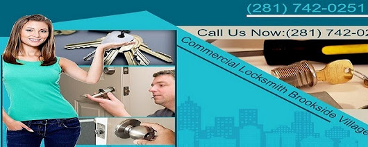 Commercial Locksmith Brookside Village TX 77581