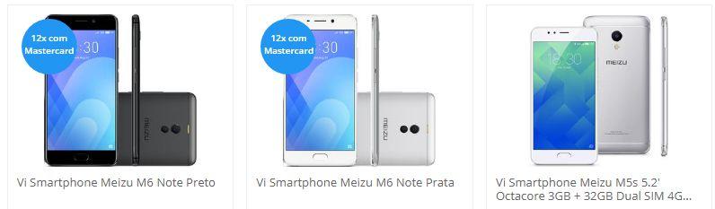 Comprar Celular Smartphone em Promoção