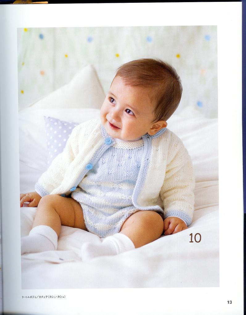 Beloved Baby Names 2015 Top Ten Baby Names: Nimblehands: Free Scans! Knitted Baby Rompers And Cardigan