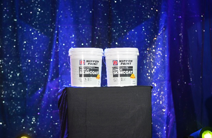 Nippon Paint celebrates Business Partners' Night, launches Acrylic Skim Coat in Davao