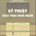SÁCH SCAN -  Kỹ thuật khai thác nước ngầm (TS. Phạm Ngọc Hải & TS. Phạm Việt Hòa)