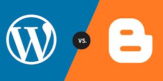 Mana yang lebih baik? Blogger atau Wordpress?