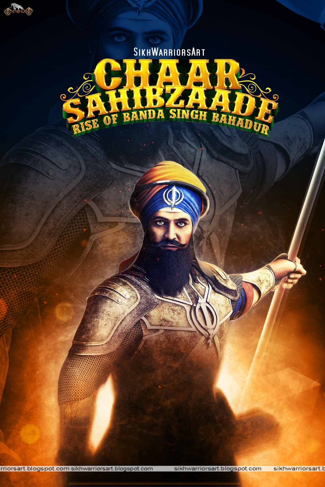 Chaar sahibzaade trailer 2 - Swv reality show episodes