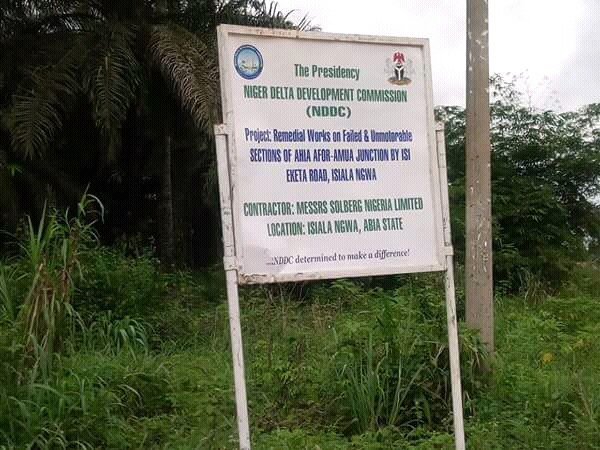 COMMISSIONING OF UNCOMPLETED NDDC PROJECTS IN ISIALA NGWA SOUTH LGA UNACCEPTABLE, SAYS ISIKAKU