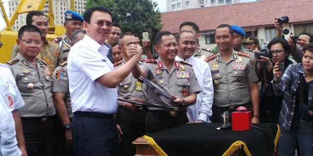 Ahok: Jenderal Tito Karnavian Sangat Pantas Jadi Kapolri