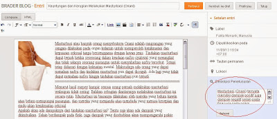 Memasang Meta Description di Blogger