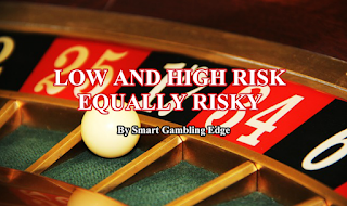 Low and high risk are the same.